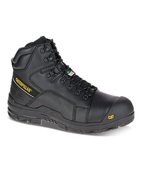 Caterpillar - CAT Men's Struts 6 In Waterproof Work Boots - ONLINE ONLY