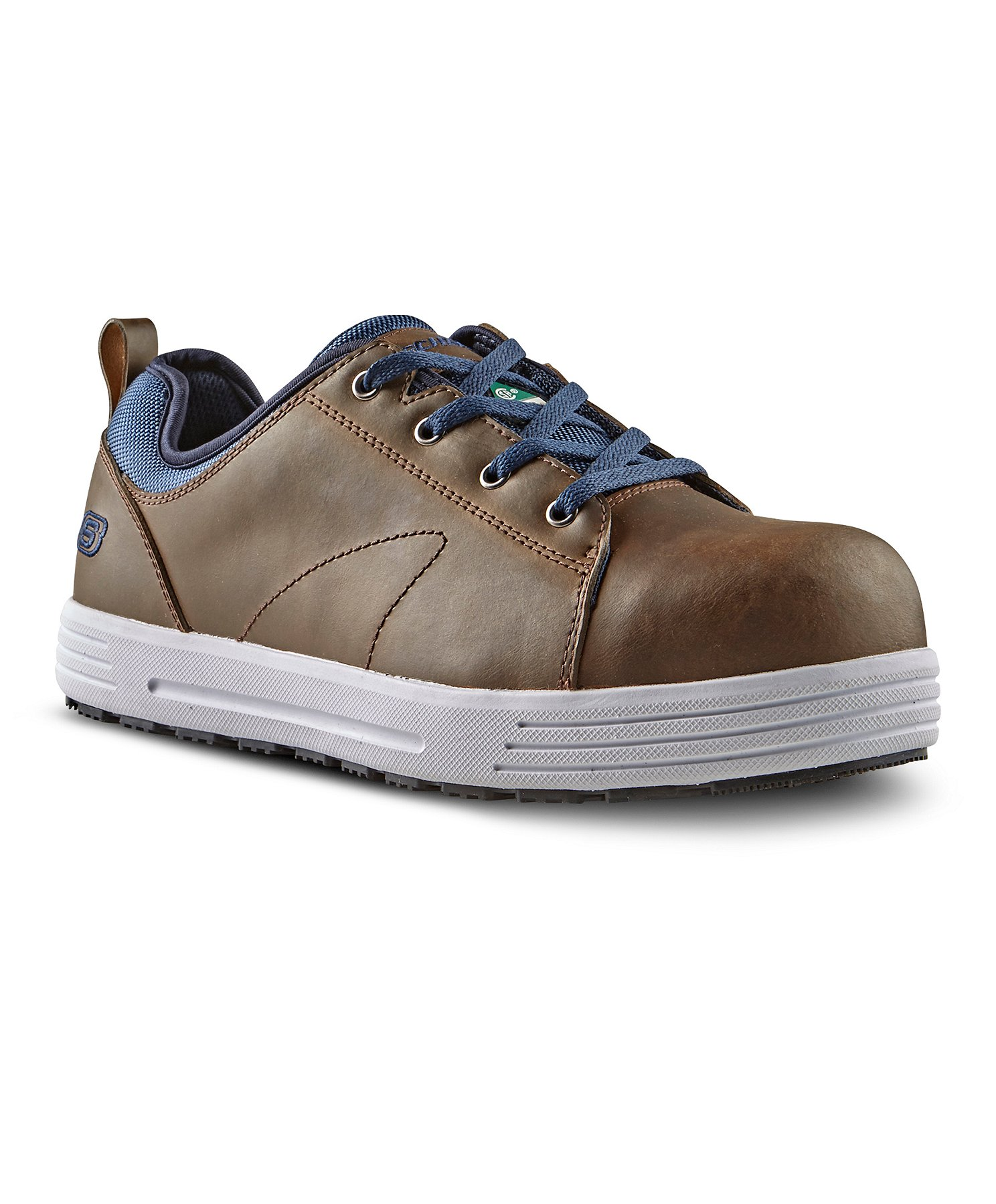 Elegante ganar Capitán Brie  Men's Steel Toe Steel Plate Safety Skate Shoes   Mark's