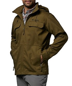 Columbia Men's Tummil Pines Hooded Jacket