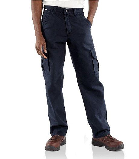 76be695152d1 Carhartt Men s Flame Resistant Canvas Cargo Pants