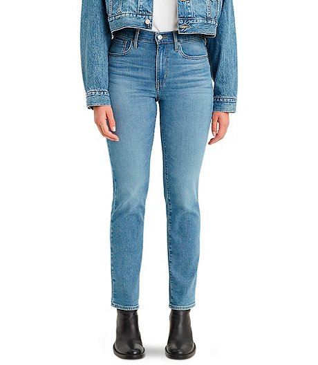 Women's 724 High-Rise Straight Jeans