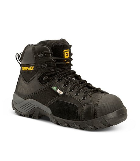 7941ba7946be Caterpillar - CAT Women's Hi-Cut Argon Composite Toe Composite Plate Work  Boots