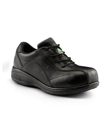 Dakota Women s Quad Comfort J-Step Aluminium Toe Composite Plate Anti-Slip  Lace- ... d6fe14041