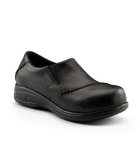 7a8311b3231a Dakota Women s Quad Comfort J-Step Aluminium Toe Composite Plate Anti-Slip  Oxford Shoes ...