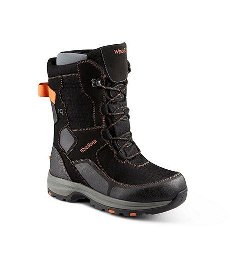 79ff12b36fc59 WindRiver Men s Snow Leopard III HD3 Waterproof Winter Boots