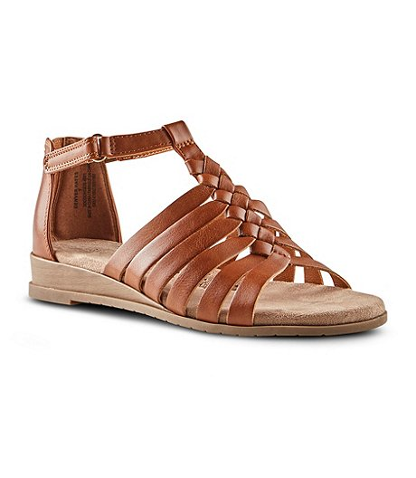 Women's Francine Low Wedge Sandals