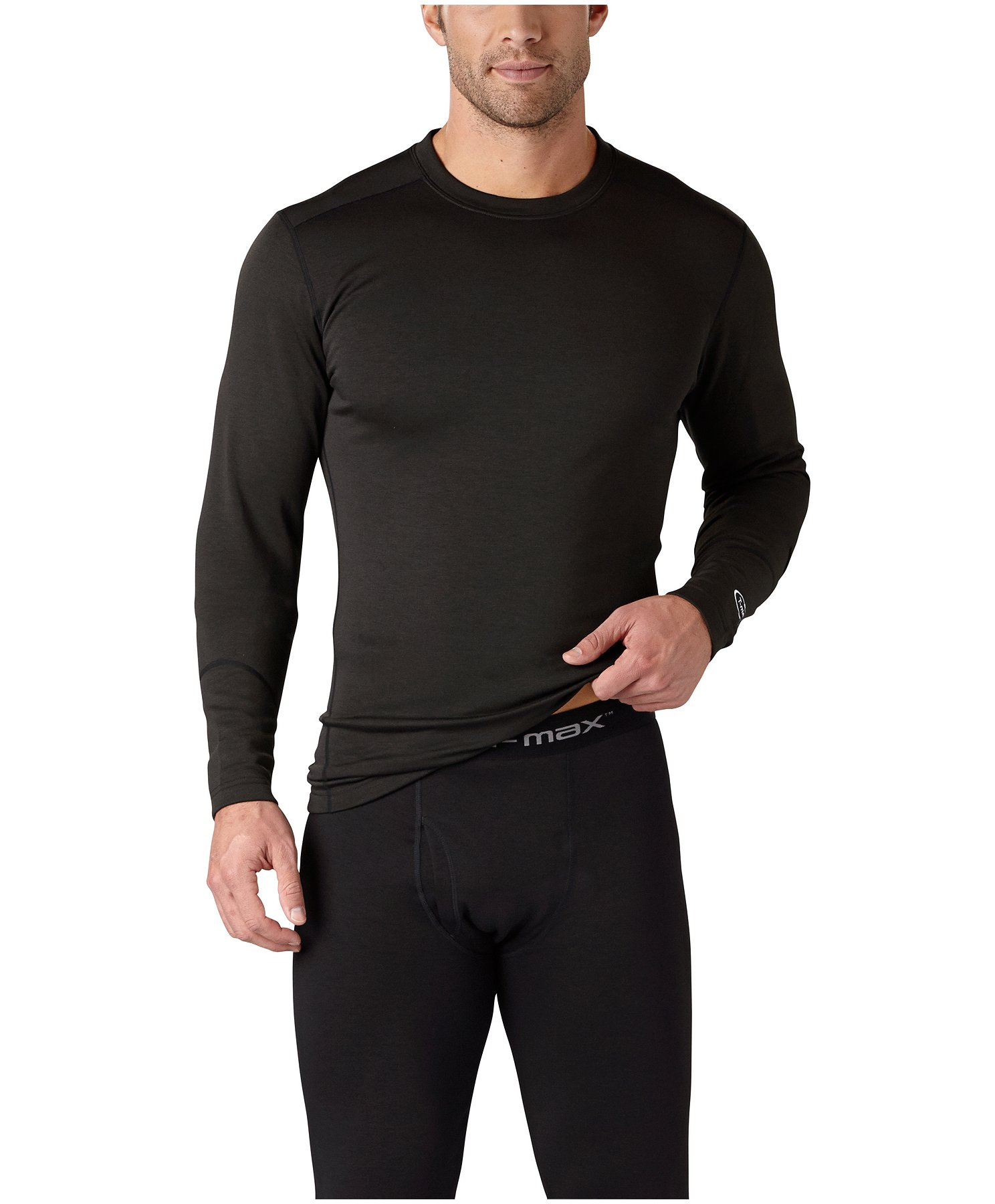 Men's T-MAX HEAT Fleece Crew Neck Top