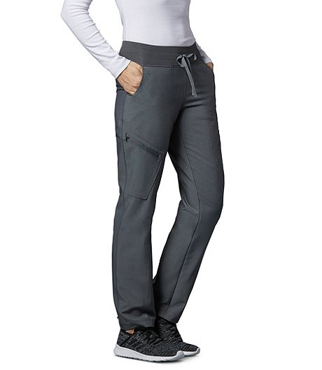 Women's Easy Fit Slim Leg Pants