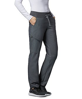 Scrubletics Women's Easy Fit Slim Leg Pants