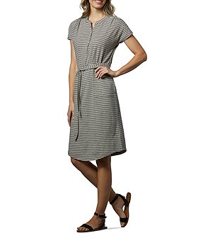 Denver Hayes Women's Knit Shirt Dress