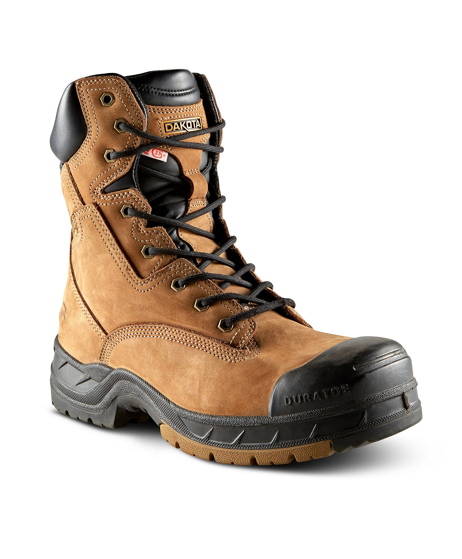 Mens Safety work Shoes Steel Toe Boots welding protection US 7 8 9 10 11 12 13