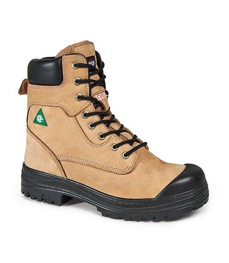 67d4ea2c13f Men's 8'' Lynx II Steel Toe Steel Plate Work Boots