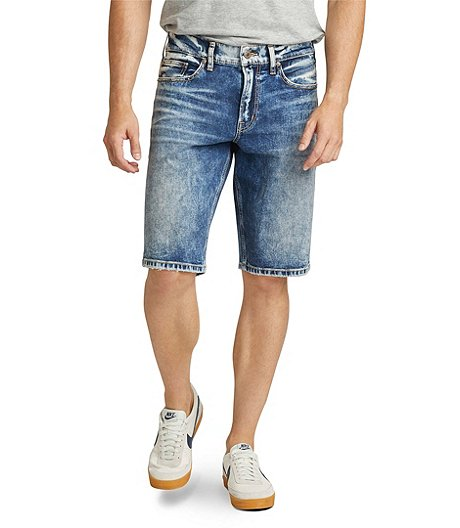 Men's Zac Relaxed Straight Fit Shorts