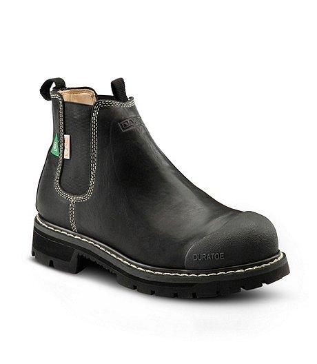 e8a6da2daa8 Men's 6'' Romeo Steel Toe Steel Plate Welders Work Boots