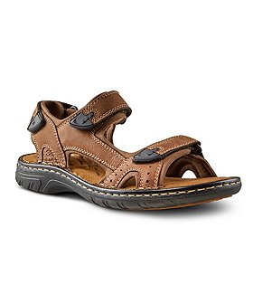 Denver Hayes Men's Parkdale Leather Sandals