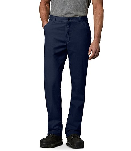 Men's Rugged Flex Rigby Relaxed Fit Dungaree Pants - Navy