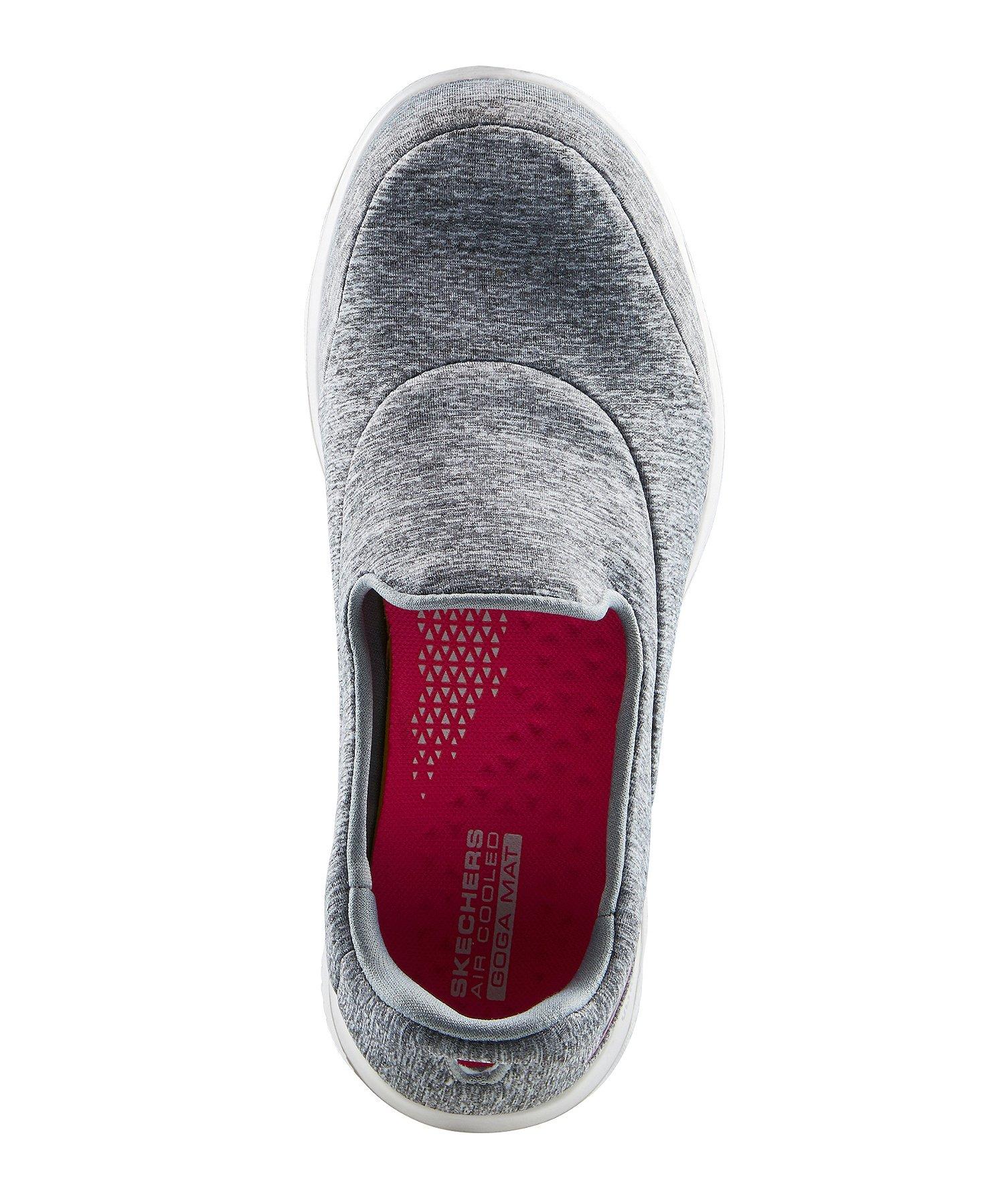 Skechers Go Walk Evolution Ultra Amazed Womens Grey 38 EU