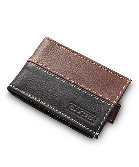 Dakota Men's Front Pocket Wallet