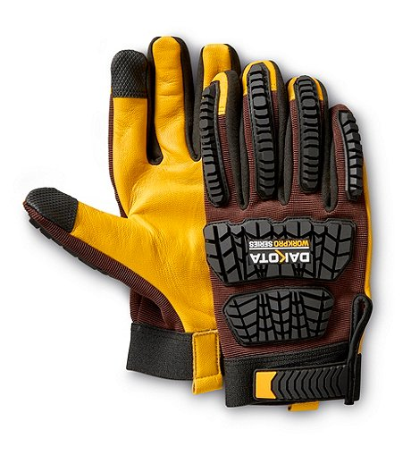 Men's Ultimate TPR Impact Gloves