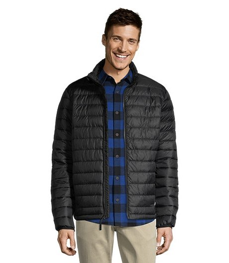 Men's Water Repellent HD1 Puffer Jacket