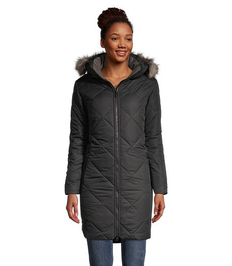 Women's Water Repellent HD1 City Car Coat