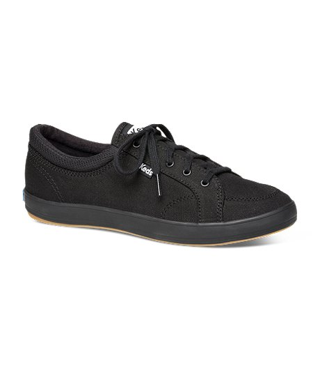 Women's Center Canvas Shoes - ONLINE ONLY
