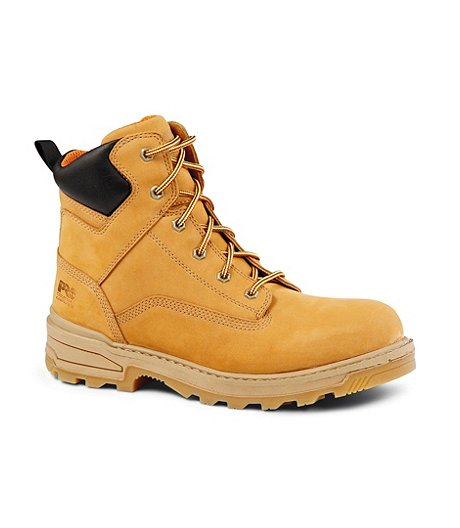 Timberland PRO Men s 6   Resistor Composite Toe Composite Plate Work Boots 100e010bbd84
