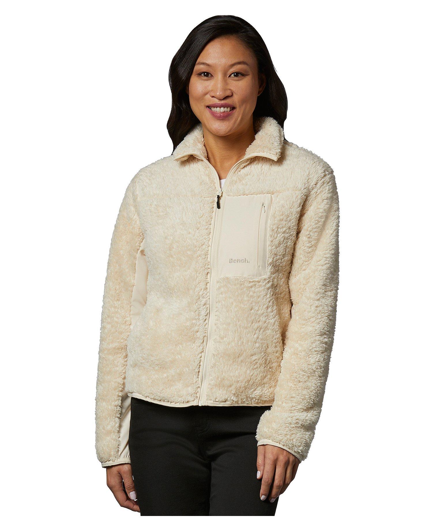 Stupendous Womens Sherpa Jacket With Pocket Ibusinesslaw Wood Chair Design Ideas Ibusinesslaworg
