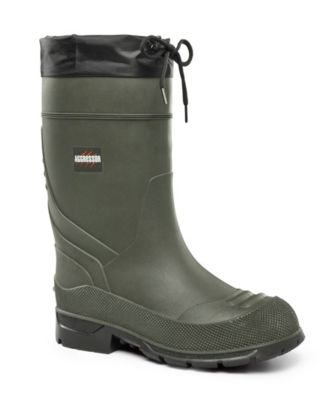 eb7785799 MEN'S INSULATED STEEL TOE STEEL PLATE RUBBER BOOTS | Mark's