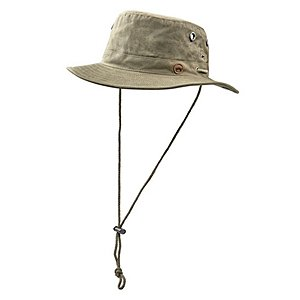 Windriver Waxed Cotton Adventure Hat