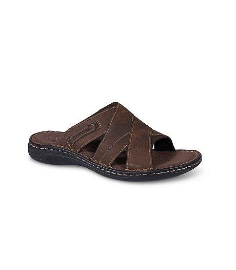 c93057fac588 Denver Hayes Men s Barrie Slide Sandals