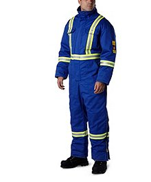 cc77462ab45e Firewall Men s FR Striped Insulated Coverall ...