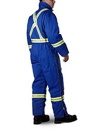 c76fca21209a Firewall Men s FR Striped Insulated Coverall Firewall Men s FR Striped  Insulated Coverall