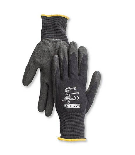 2-Pack Ice Unlined Bi-Polymer Gloves