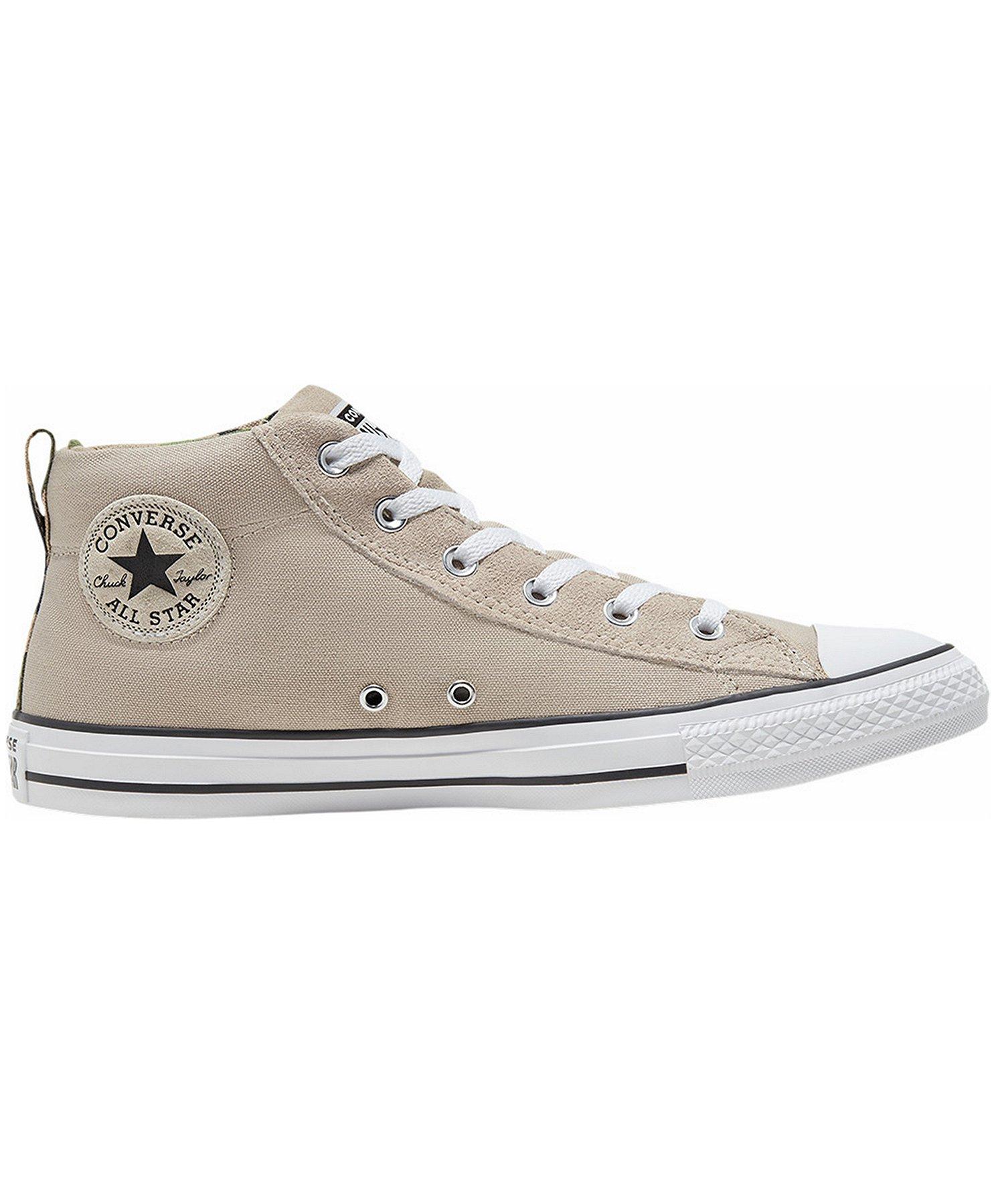 chaussure en toile converse