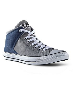 Converse Men's Chuck Taylor All Star Street Mid Shoes