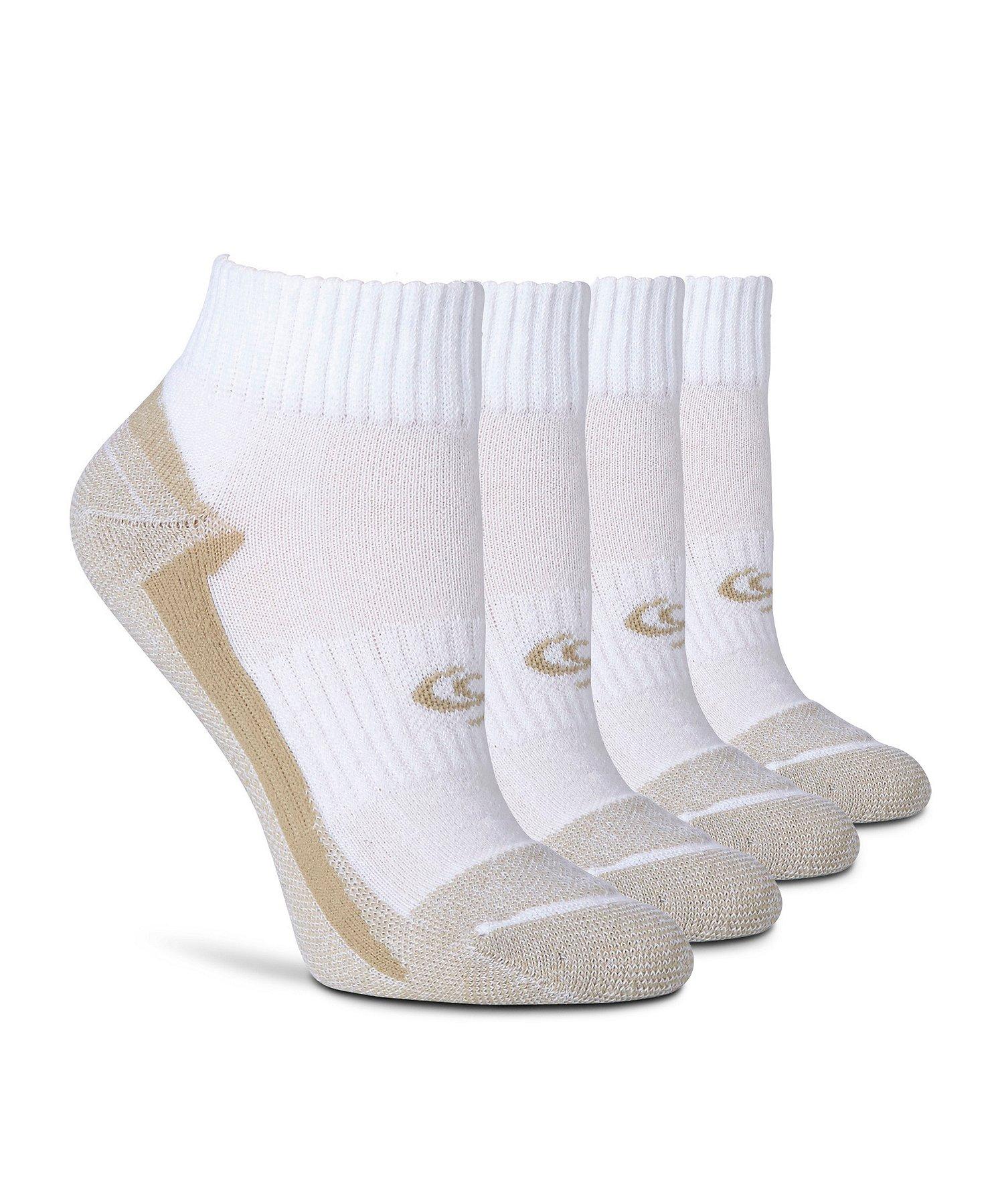 Women's 4-Pack Athletic Ankle Socks | Mark's