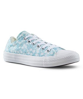 Converse Women's Chuck Taylor All Star Floral Ox Shoe
