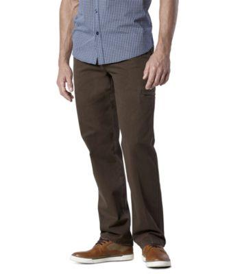 Pantalon Cargo En L'équipeur Sergé De Coton rr7RqdT