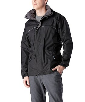 Viking Men's Torrent Hooded Rain Jacket