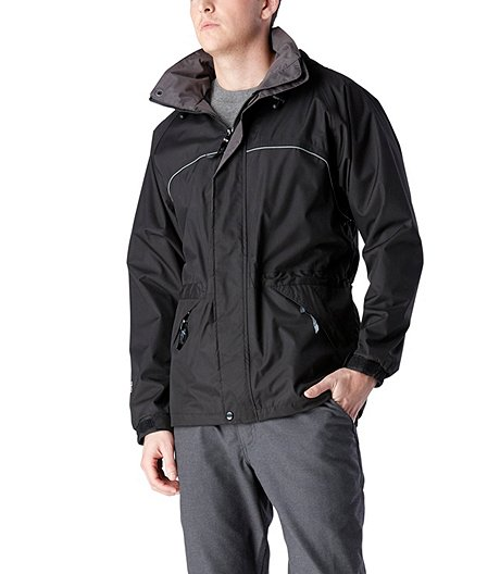 Torrent Hooded Rain Jacket | Mark's
