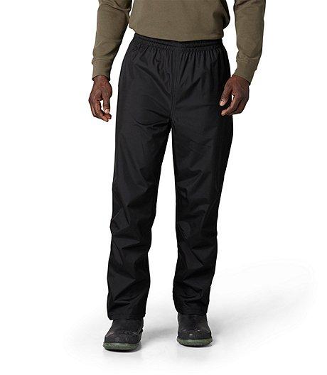 ee66d10598 Viking Pantalon imperméable avec fermeture éclair pour bottes pour hommes