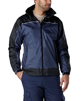 Viking Men's Windigo Packable Rain Jacket