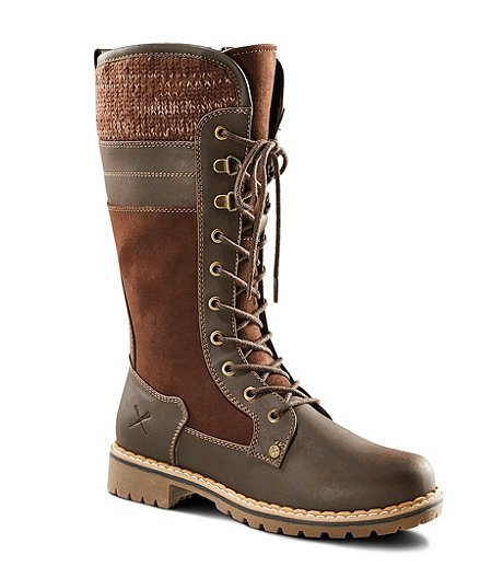 Women's Lara Lace up Boots
