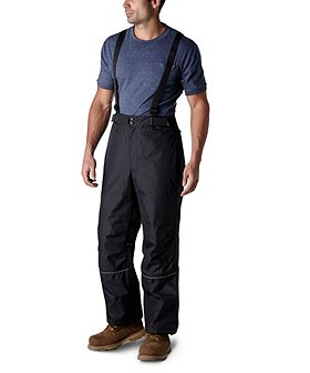 Viking Men's Tri-Zone Lined Rain Pant
