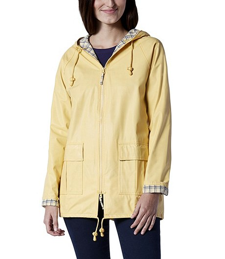 Mercantile Trading Corp (MTC) Thermal Lined Rain Slicker df39820840c