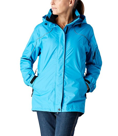 Women's Creekside Rain Jacket