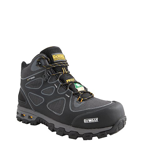 Men's Lithium Aluminum Toe  Composite Plate Waterproof Athletic Work Boot - ONLINE ONLY