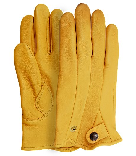 Stagline Deerskin Unlined Gloves - ONLINE ONLY