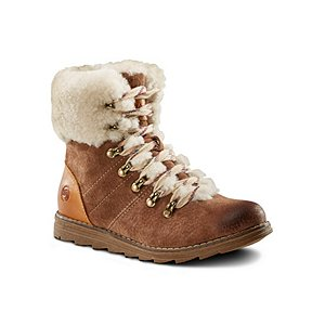 Windriver Womens Cozy Cabin Hiking Boots